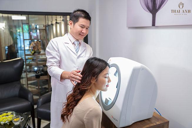 Công nghệ Laser là công nghệ hàng đầu trong điều trị bệnh lý sắc tố da